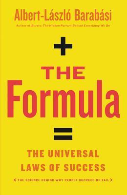 The Formula by Albert-László Barabási
