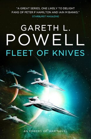 Fleet of Knives by Gareth L Powell