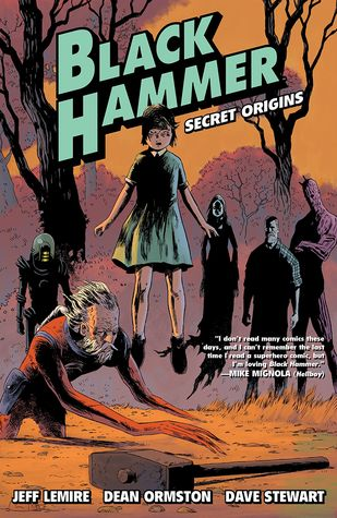 Black Hammer, Vol. 1 by Jeff Lemire