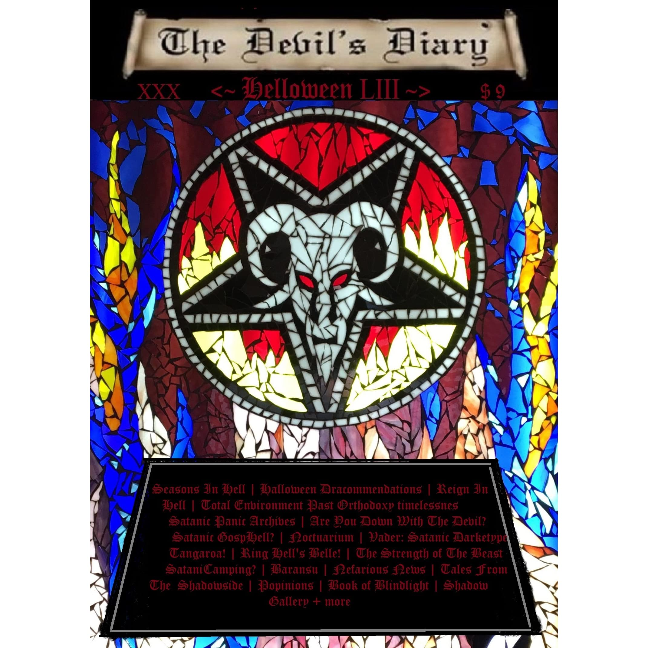 The Devil's Diary XXX by Draconis Blackthorne