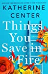 Book cover for Things You Save in a Fire