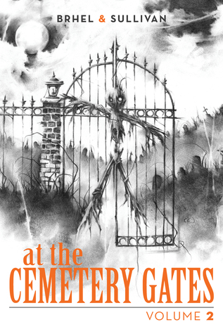 At The Cemetery Gates by John Brhel