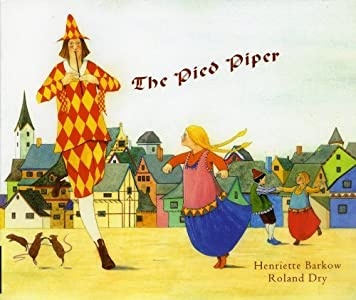 The Pied Piper in Panjabi and English