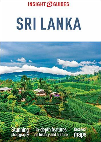 Insight Guides Sri Lanka - Sri Lanka Travel Guide, 9th Edition (1)