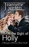 At the Sight of Holly (Barrington Billionaires, #7.5)