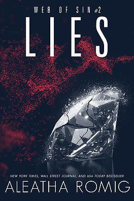 Lies (Web of Sin, #2)