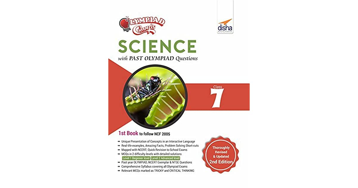 Olympiad Champs Science Class 7 with Past Olympiad Questions