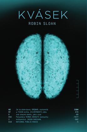 Kvásek by Robin Sloan