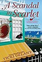 A Scandal in Scarlet (Sherlock Holmes Bookshop Mystery #4)
