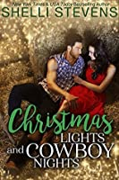 Christmas Lights and Cowboy Nights (Marshall Ranch, #3)