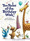 Ten Rules of the Birthday Wish by Beth Ferry