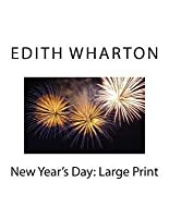 New Year's Day: Large Print