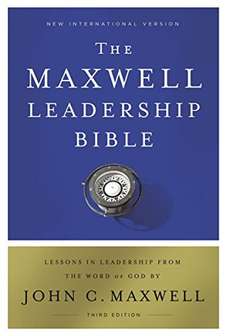 NIV, Maxwell Leadership Bible, 3rd Edition, Ebook by Thomas Nelson