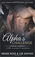 Alpha's Challenge (Bad Boy Alphas, #4)