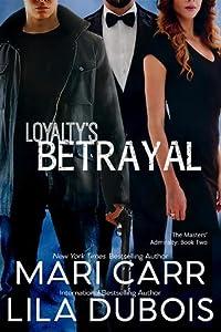 Loyalty's Betrayal (Masters' Admiralty, #2)