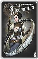 La machine à assassiner (Lady Mechanika, #5)