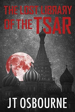 The Lost Library of the Tsar (Brook Burlington Book 2)