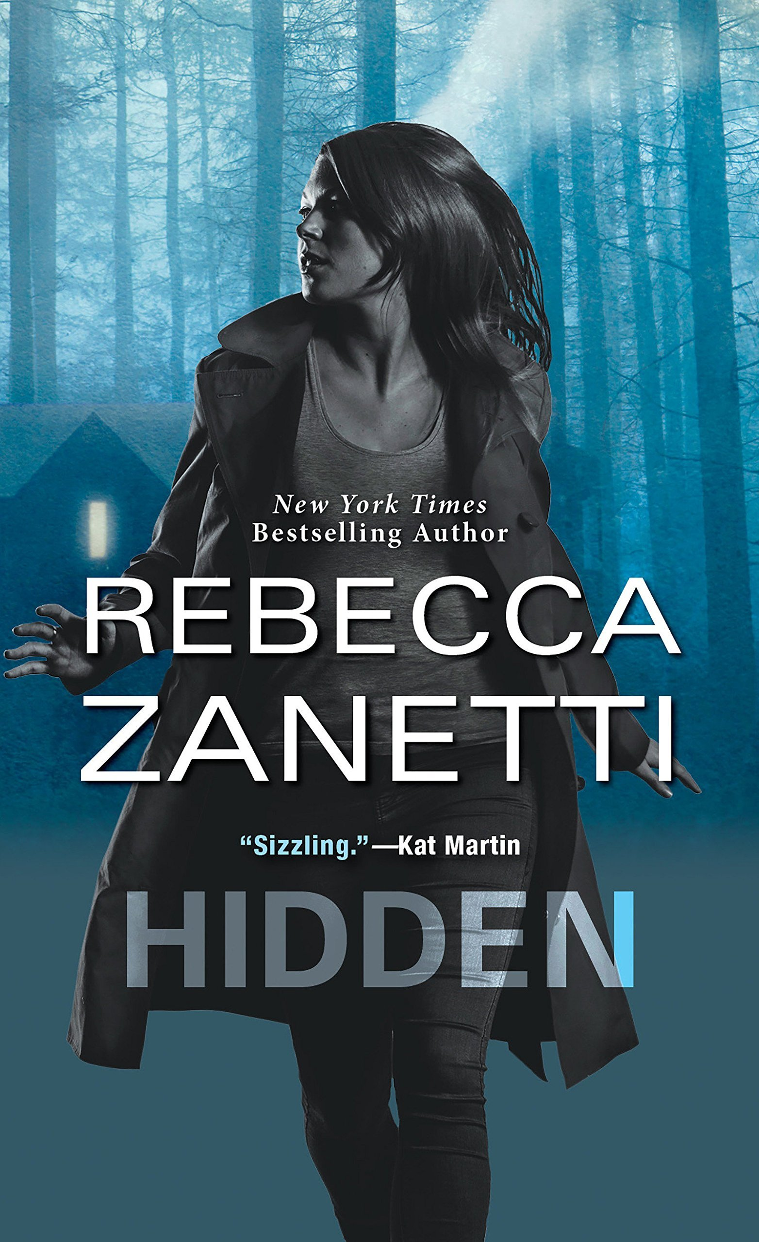 Rebecca Zanetti - Deep Ops 1 - Hidden