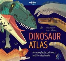 Dinosaur Atlas [AU/UK] by Lonely Planet Kids