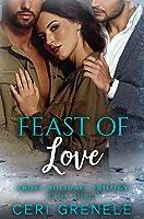 Feast of Love (Croft Holidays, #3)