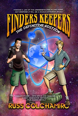 Finders Keepers: The Definitive Edition (Finders Keepers #1)