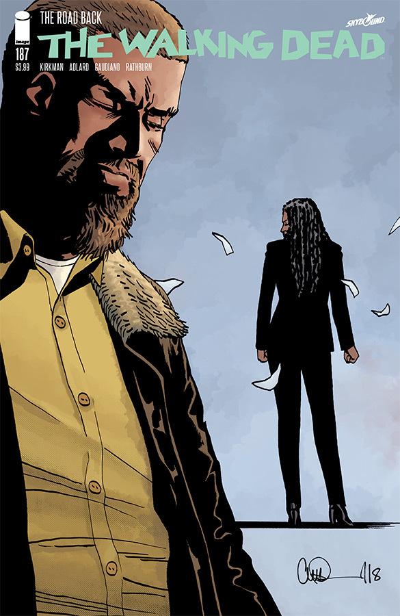The Walking Dead, Issue #187