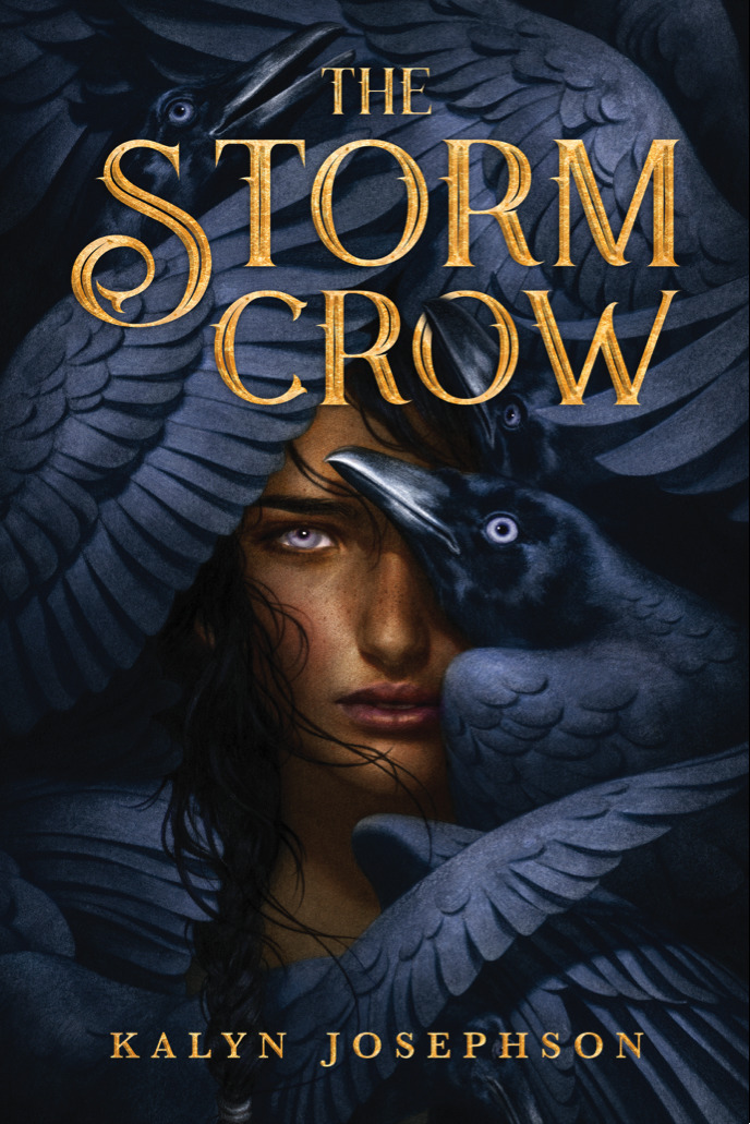 The Storm Crow (The Storm Crow, #1) by Kalyn Josephson