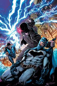 Batman: Detective Comics, Volume 8: On the Outside