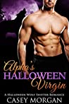 Alpha's Halloween Virgin (Alpha's Virgin, #1)