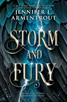 Storm and Fury (The Dark Elements, #4)