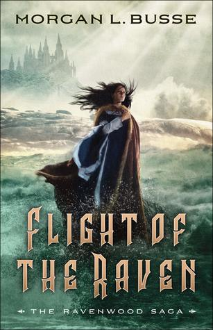Flight of the Raven by Morgan L. Busse