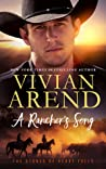 A Rancher's Song (Heart Falls, #2)