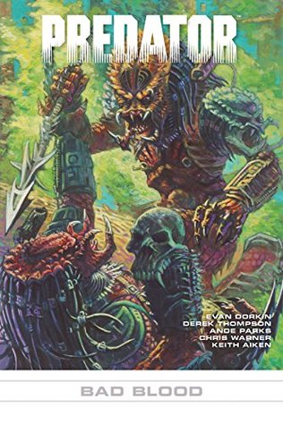 Predator: Bad Blood #13 (Predator Vol  1) by Evan Dorkin
