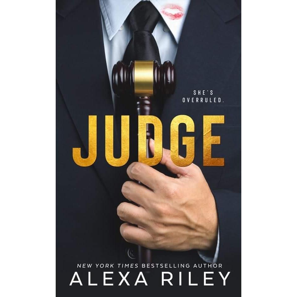 Judge (Breeding, #5) by Alexa Riley