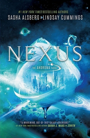 Nexus (The Androma Saga #2)