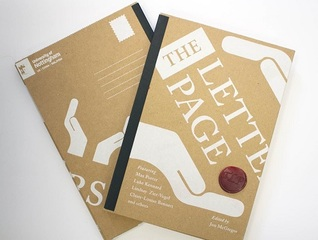 The Letters Page, Vol. 3 by Jon McGregor