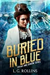 Buried in Blue (Steam and Shadow #1)