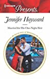 Married for His One-Night Heir (The Powerful Di Fiore Tycoons, #3; Secret Heirs of Billionaires #19)