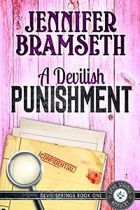 A Devilish Punishment (Devil Springs Cozy Mysteries, #1)