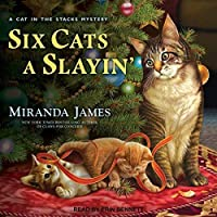 Six Cats a Slayin' (Cat in the Stacks #10)
