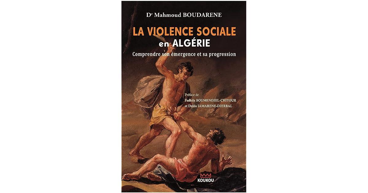 #livre_édition_koukou_violence_sociale_Algérie