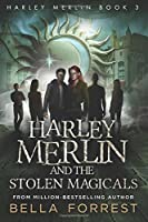 Harley merlin and the secret coven book