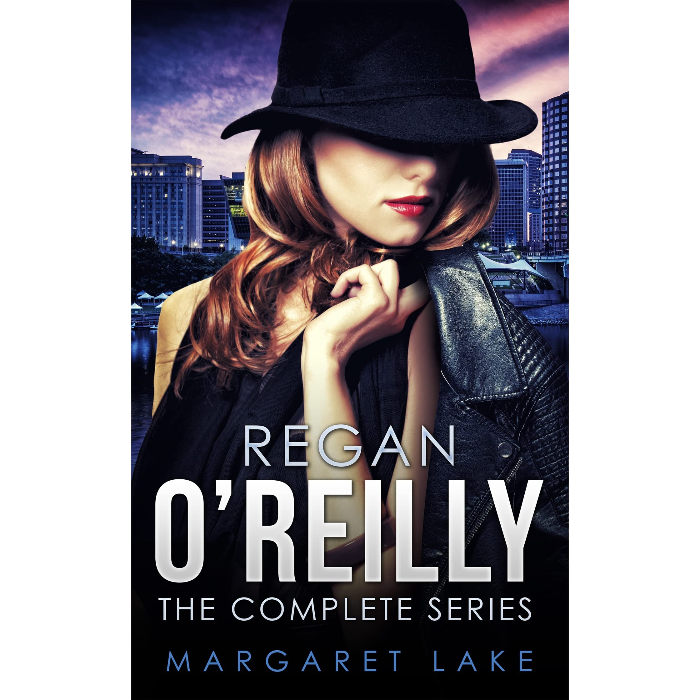 Regan OReilly, PI, Goes Undercover (Book Two in the Regan OReilly Series)