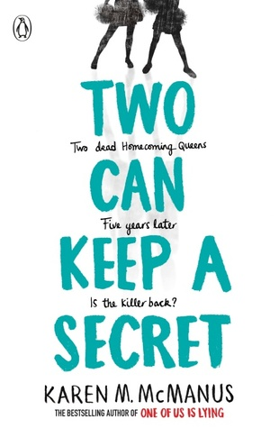 Two Can Keep a Secret by Karen M. McManus