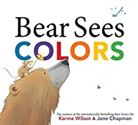 Bear Sees Colors: with audio recording (The Bear Books)