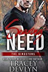 Searing Need (Steele Ridge: The Kingstons, #3)