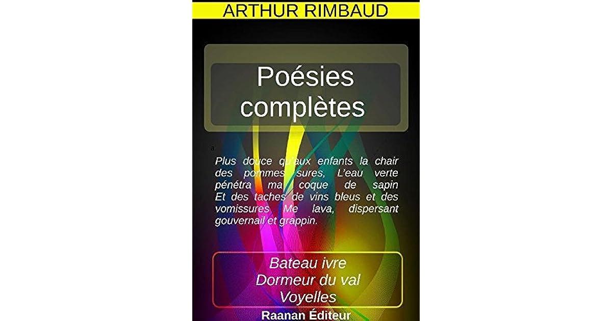 Poésies Complètes By Arthur Rimbaud