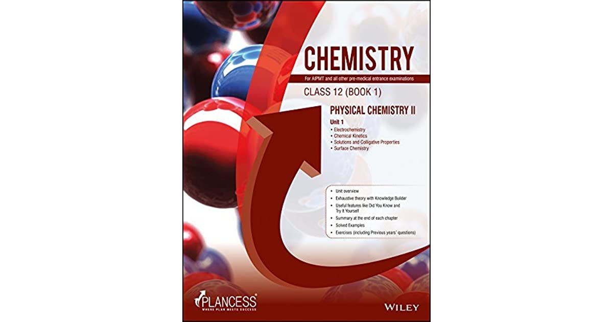 Plancess AIPMT Chemistry Class 12, (Set of 3 Books) by Plancess