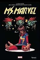 Miss Marvel, Tome 6 : Dégâts par seconde