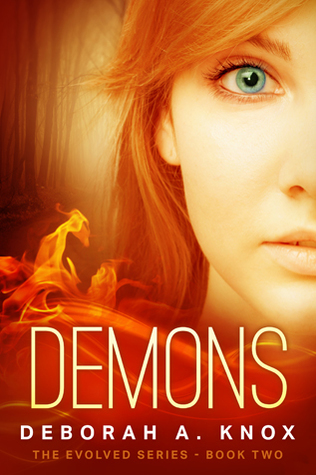 Demons (Cedar Clan Series, #2)